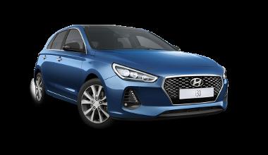 Hyundai i30 III - Wynajem