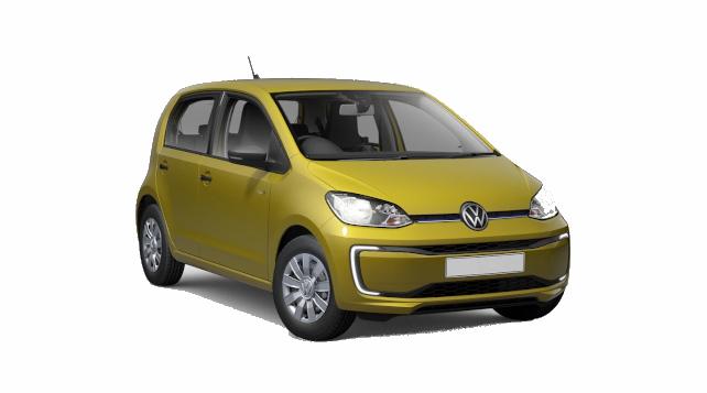 Volkswagen Up - Wynajem