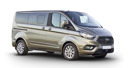 Nowy Ford Transit Custom Kombi