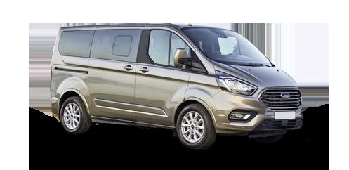 Ford Transit Custom Kombi II - Wynajem