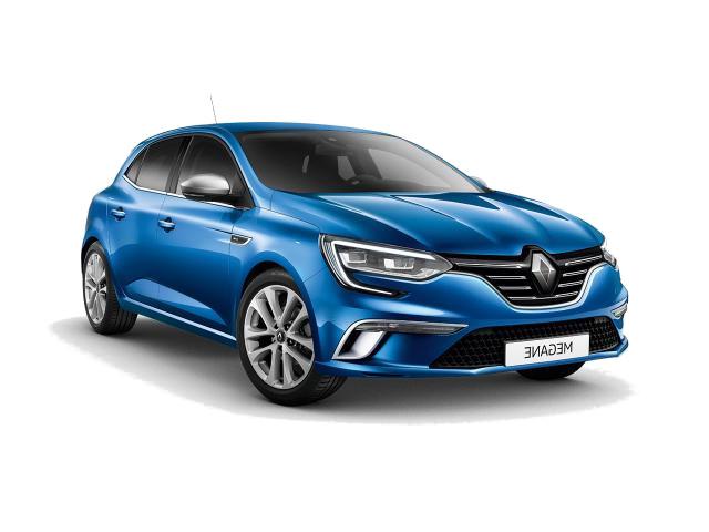 Renault Megane IV - Wynajem