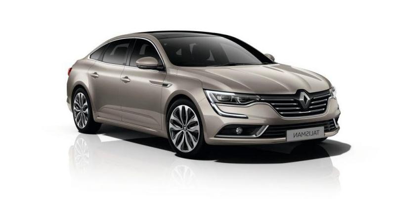 Renault Talisman - Wynajem