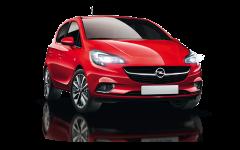 Opel Corsa E + LPG