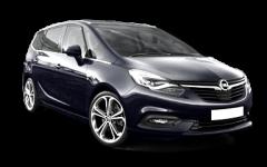 Nowy Opel Zafira